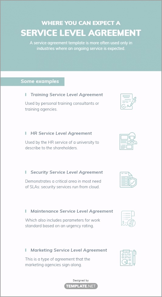 Where You Can Expect a Service Level Agreement1 ogier