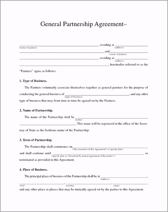 business agreement template word business contract template 10 free word pdf documents printable iieai
