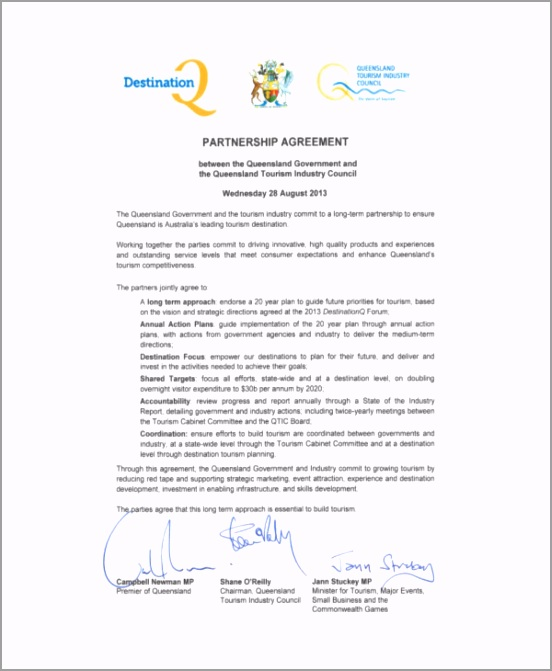 Tourism Business Partnership Agreement 2 tgepr