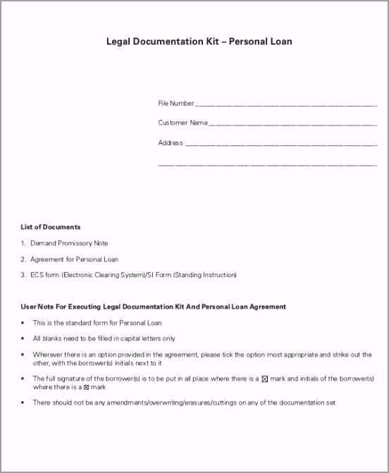 Personal Loan Agreement Template1 opota
