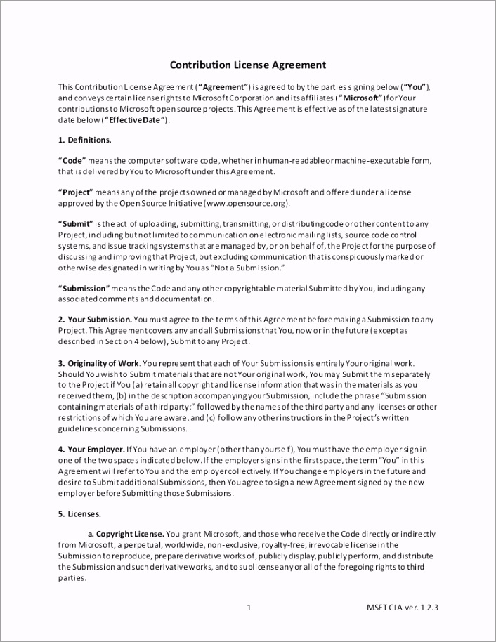 microsoftcontributionlicenseagreement thumbnail 4 yppuo