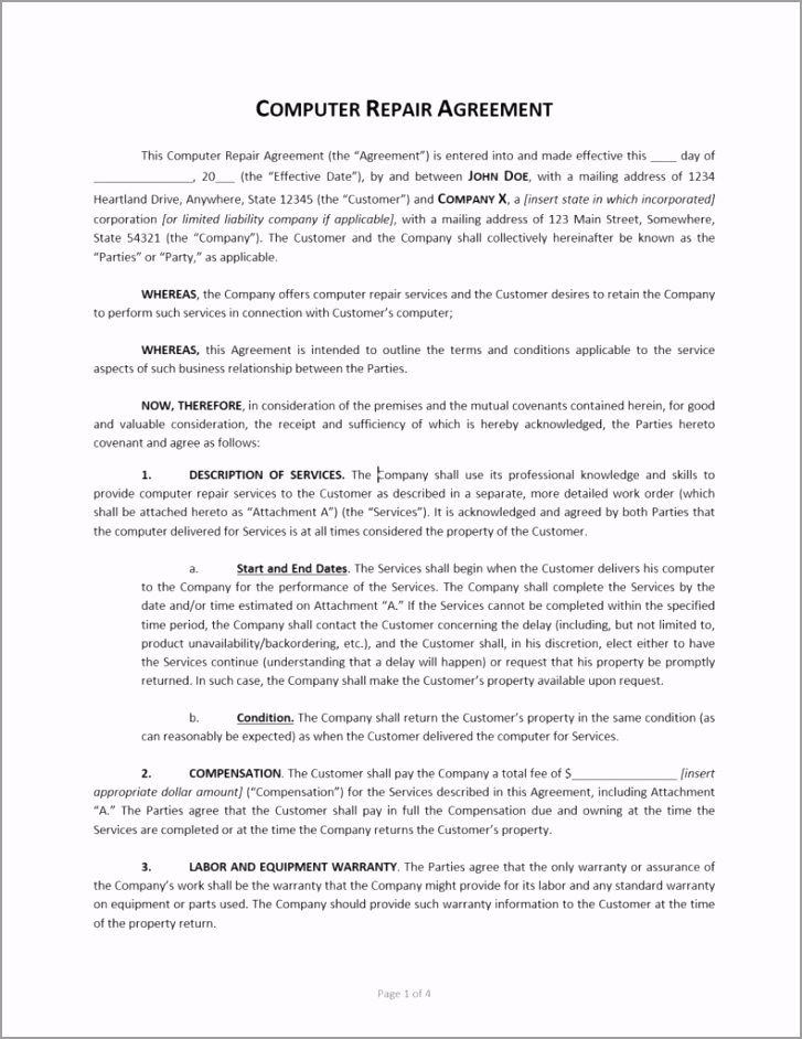 puter repair agreement image 791x1024 ewwyo