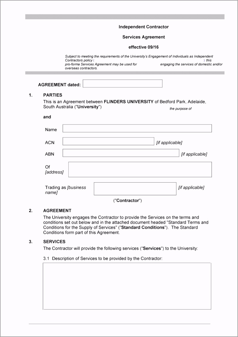 independent contractor agreement 22 wieaw