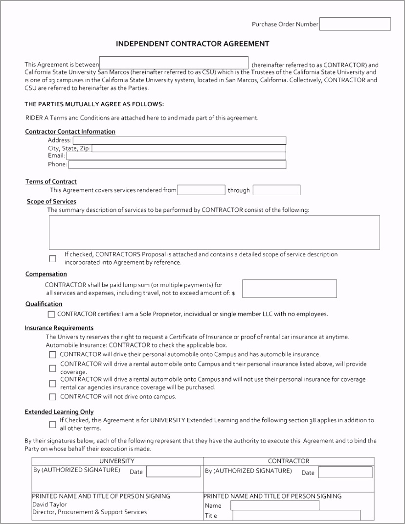 independent contractor agreement 09 riypo