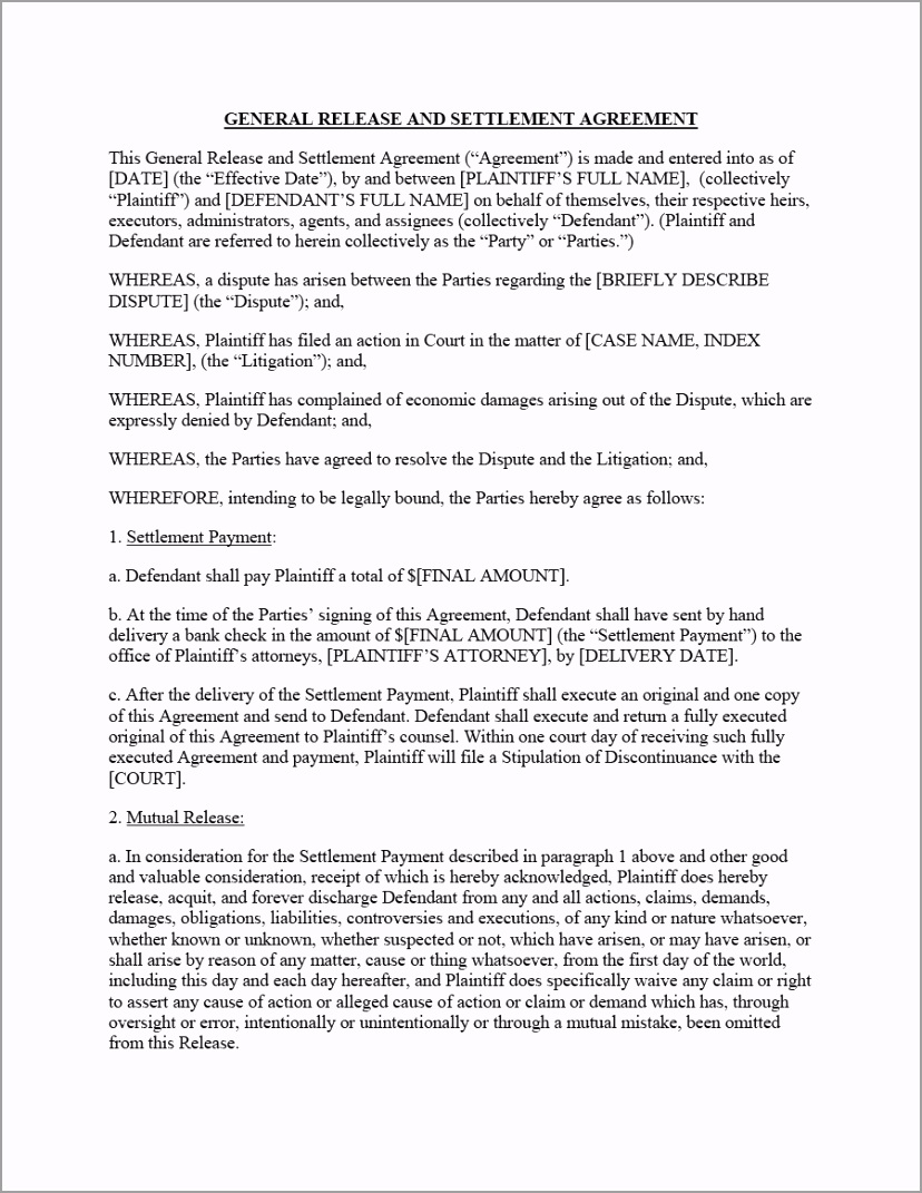 settlement agreement 04 yeuie
