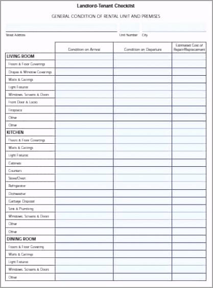 florida landlord tenant move in checklist aphyi
