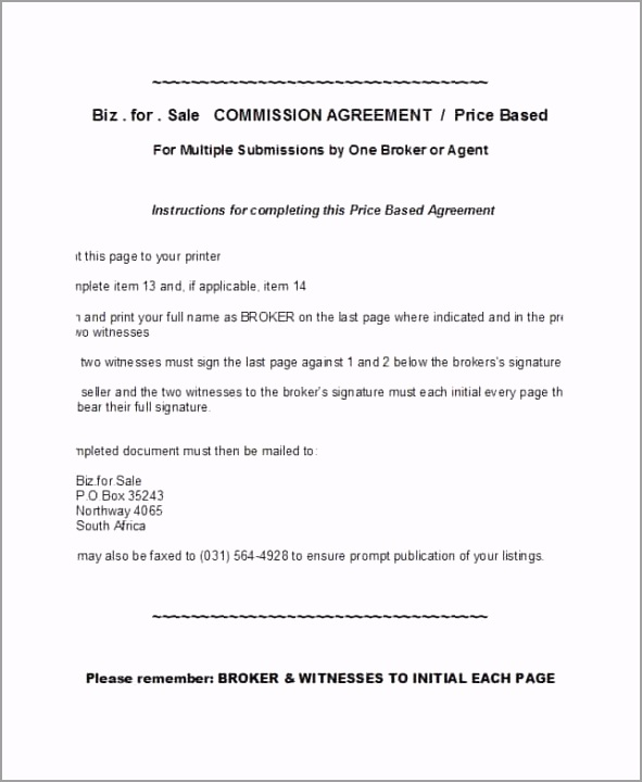 mission Agreement Template 04 wpeiw