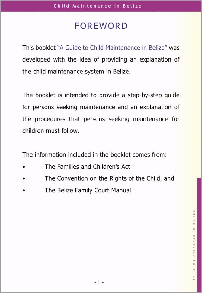 a guide to child maintenance 3 728 utpyu