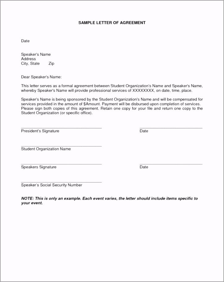 sample of agreement letter from employee new 12 new employee loan orpri