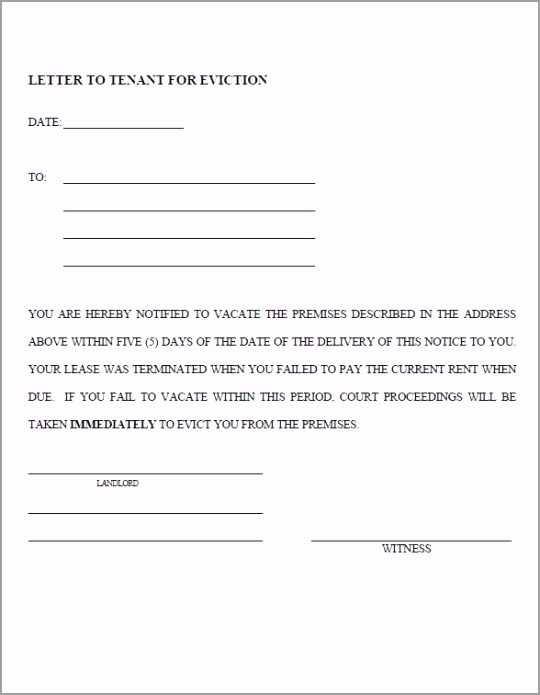Eviction Notice Template PDF1 iypeo