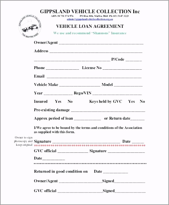 free loan agreement forms in ms word sample agreements between two family members wiaye