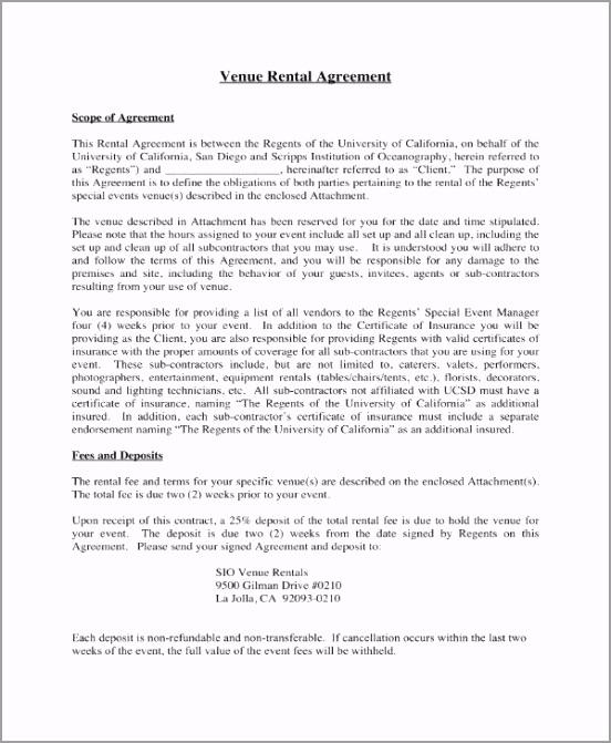 Event Forum Contract Sample oprri