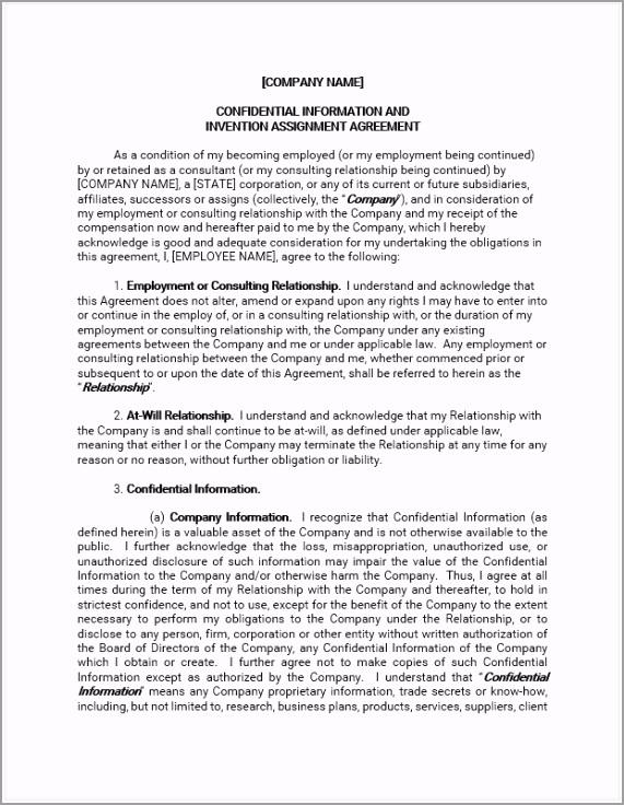 Employee Confidentiality Agreement Template 800x JPG uauak