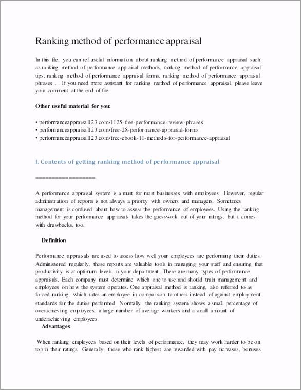ranking method of performance appraisal 1 638 eyato