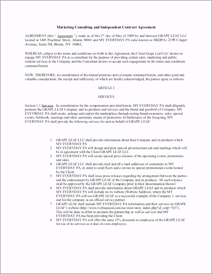 marketingconsultingandindependentcontractagreement app01 thumbnail 4 uirue