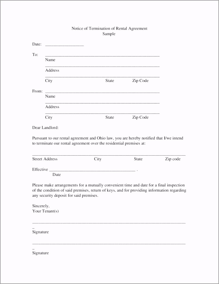 Rental Agreement Termination Letter Template PDF Download page 001 788x1020 uauui