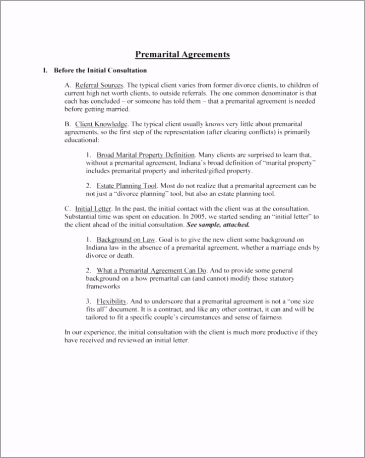 30 prenuptial agreement samples forms template lab 5 tyiye