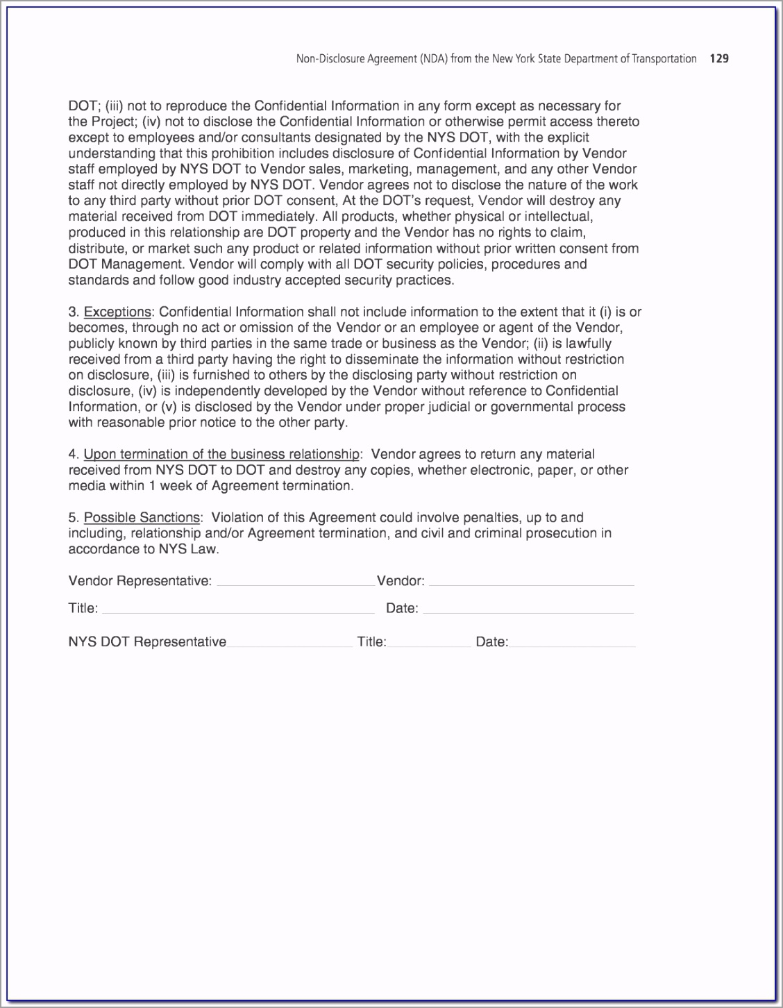 patent non disclosure agreement eeaoy