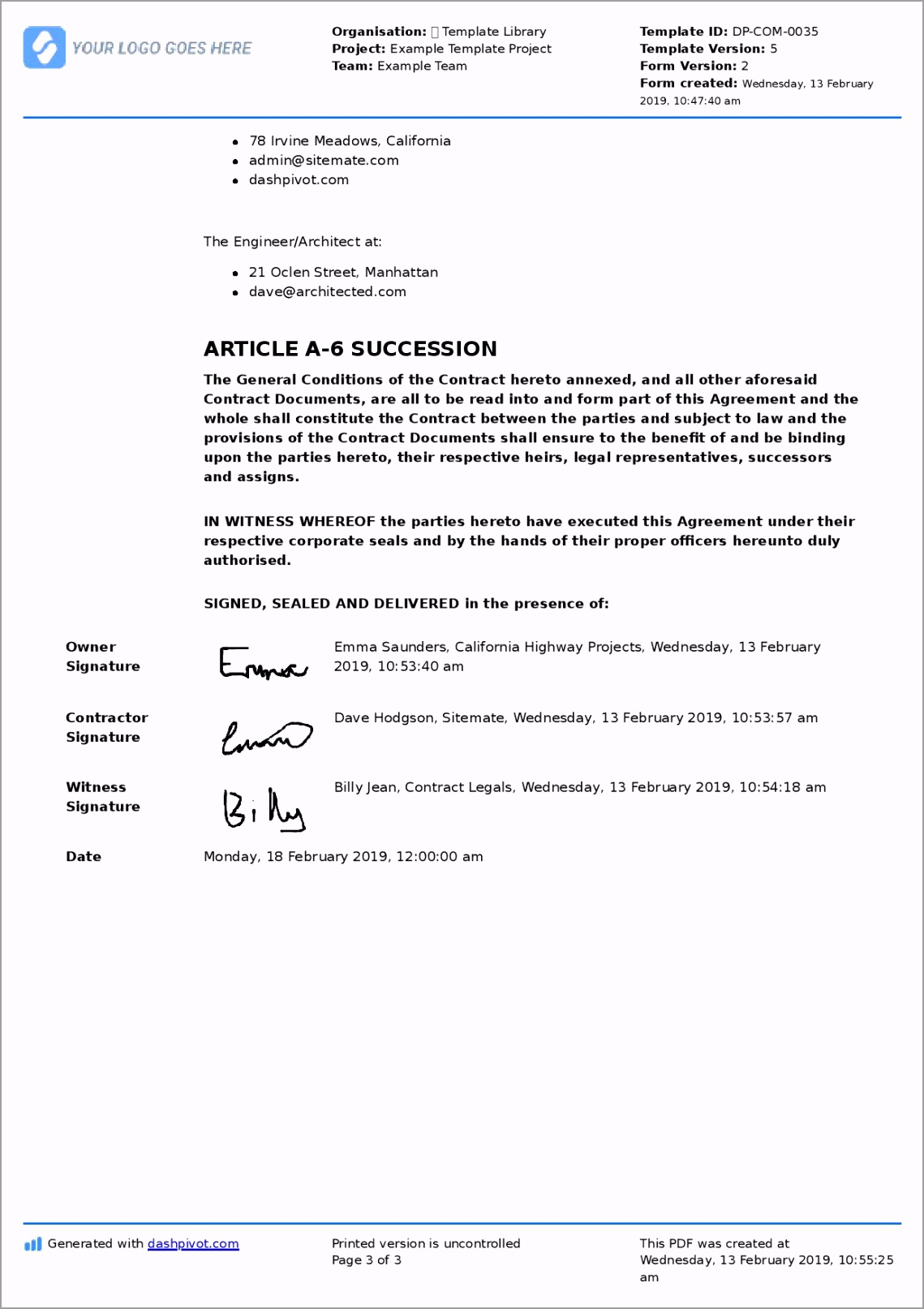 2019 1 12 Contract Agreement 5 page 003 terai