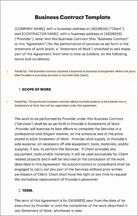 business contract template 1 euuru