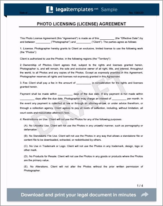 Licensing Agreement ueiru