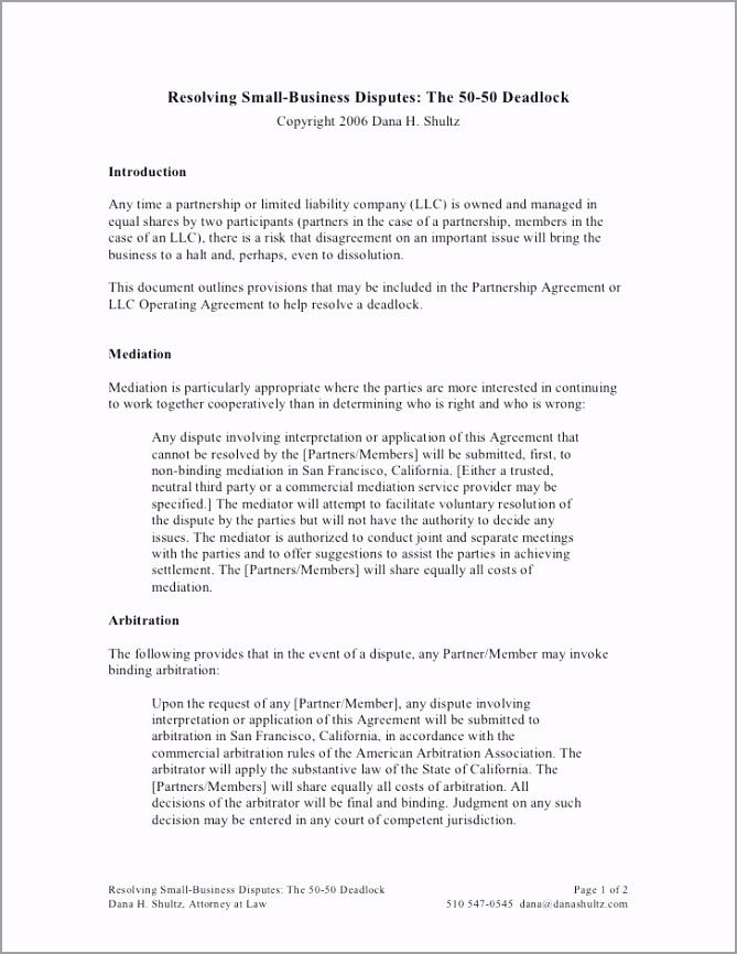 50 50 partnership agreement template rotyt