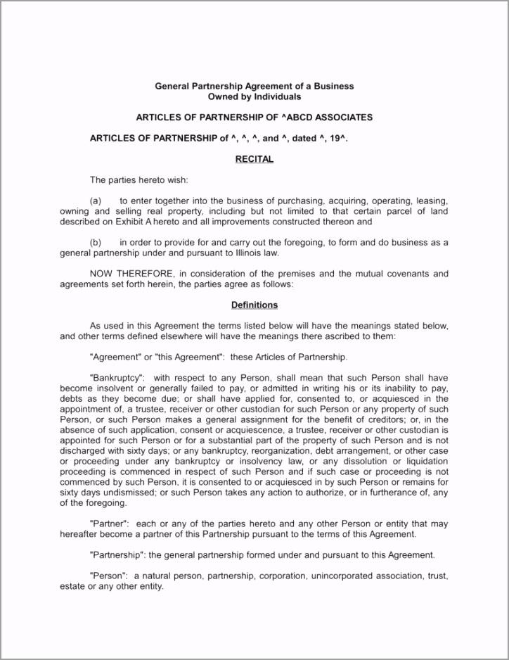 Sample Business Partnership Agreement 01 788x1020 orawa