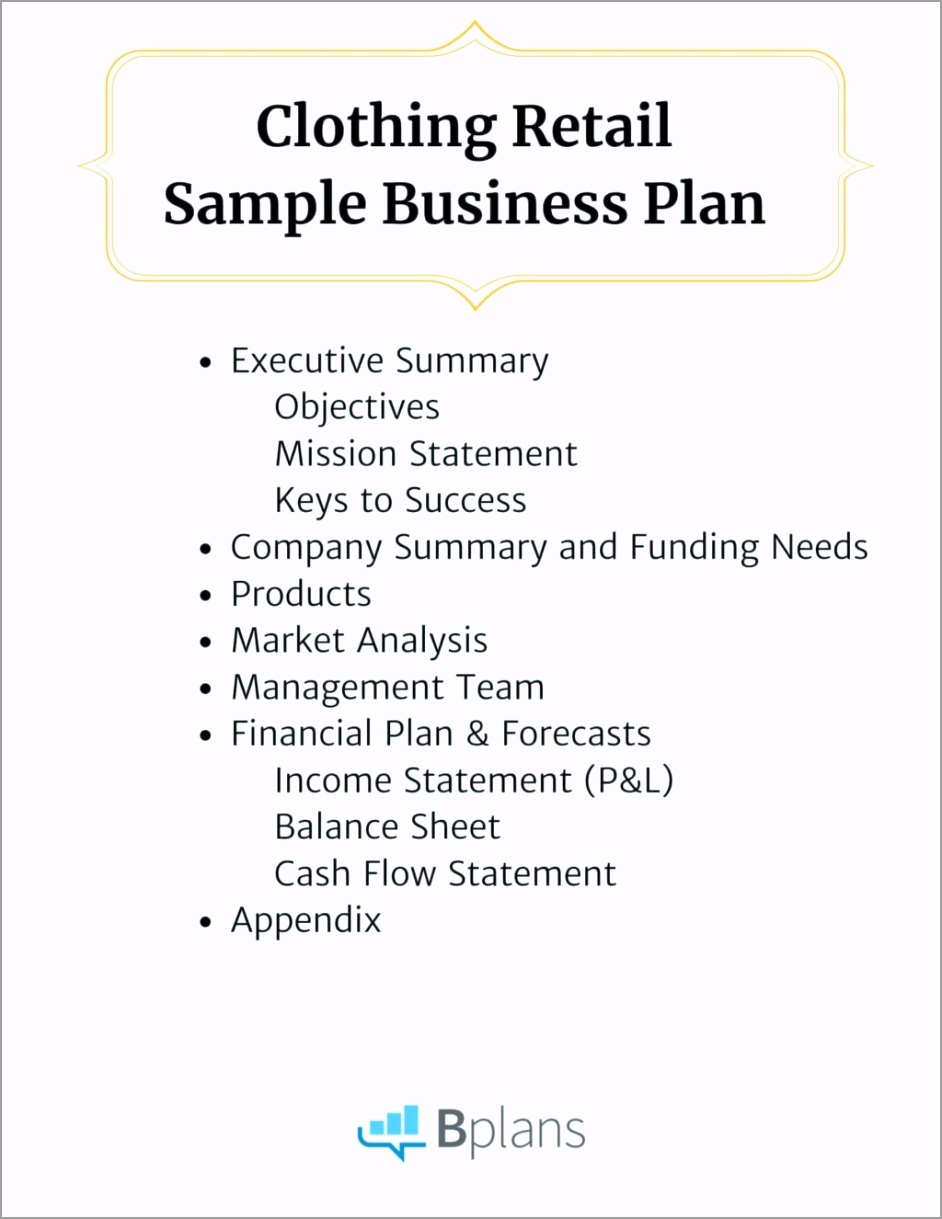 Clothing Retail Sample Business Plan min 1024x1326 truef
