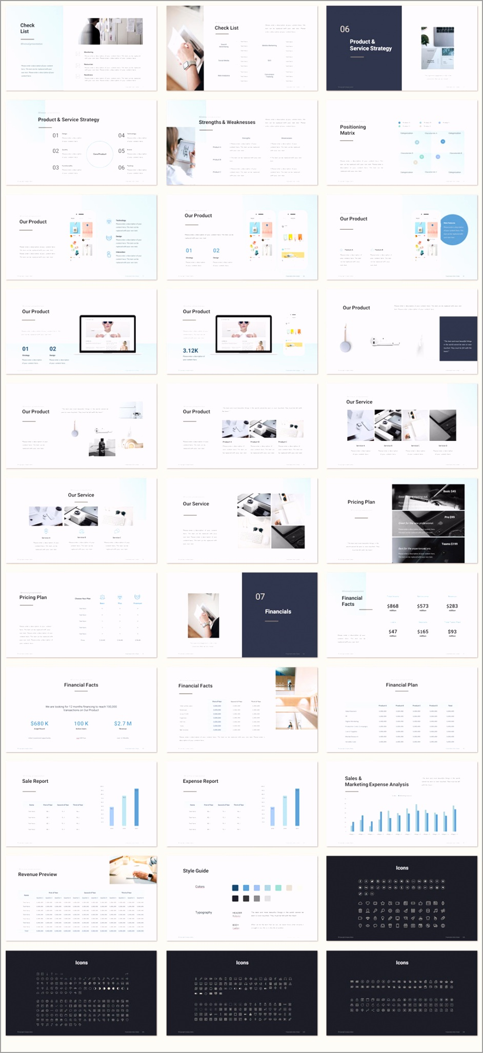 Marketing Strategy PowerPoint Template02 ytwtp