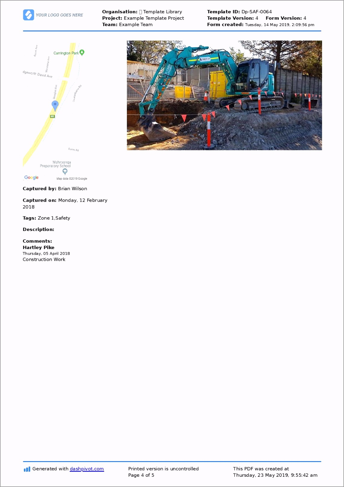 2019 05 22 example template project incident cause analysis method icam 1 page 004 rwpbi