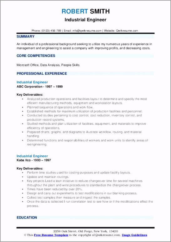 industrial engineer pdf terae