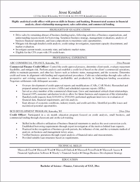 credit manager resume templates rmtyg