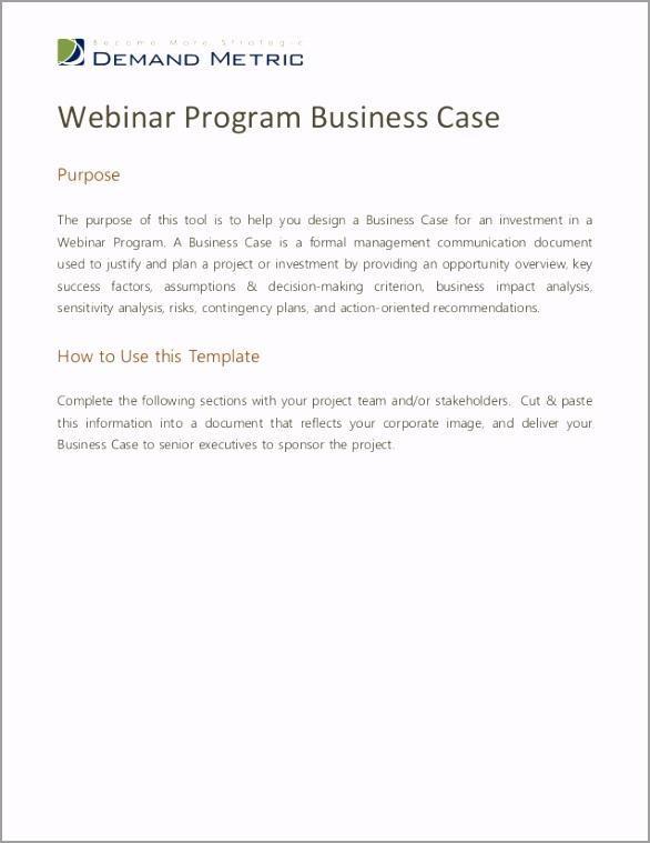 webinar program business case template 1 638 ouvuo