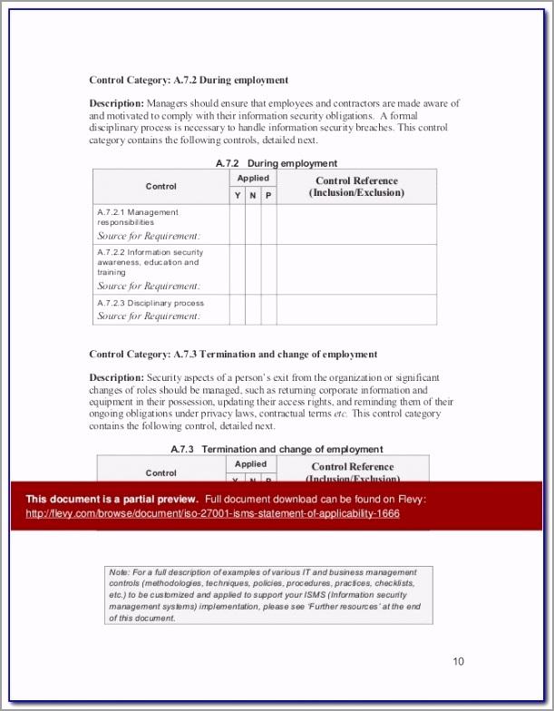 iso templates pdf uvrra