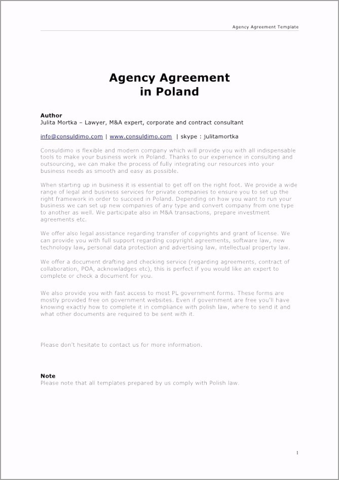agency agreement 1 728 apiou