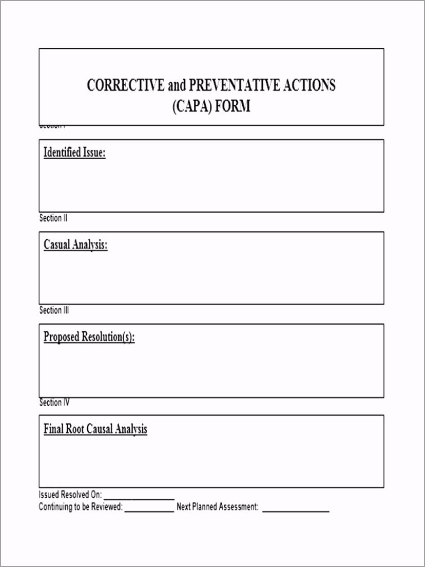 Preventive Action Plan1 euior