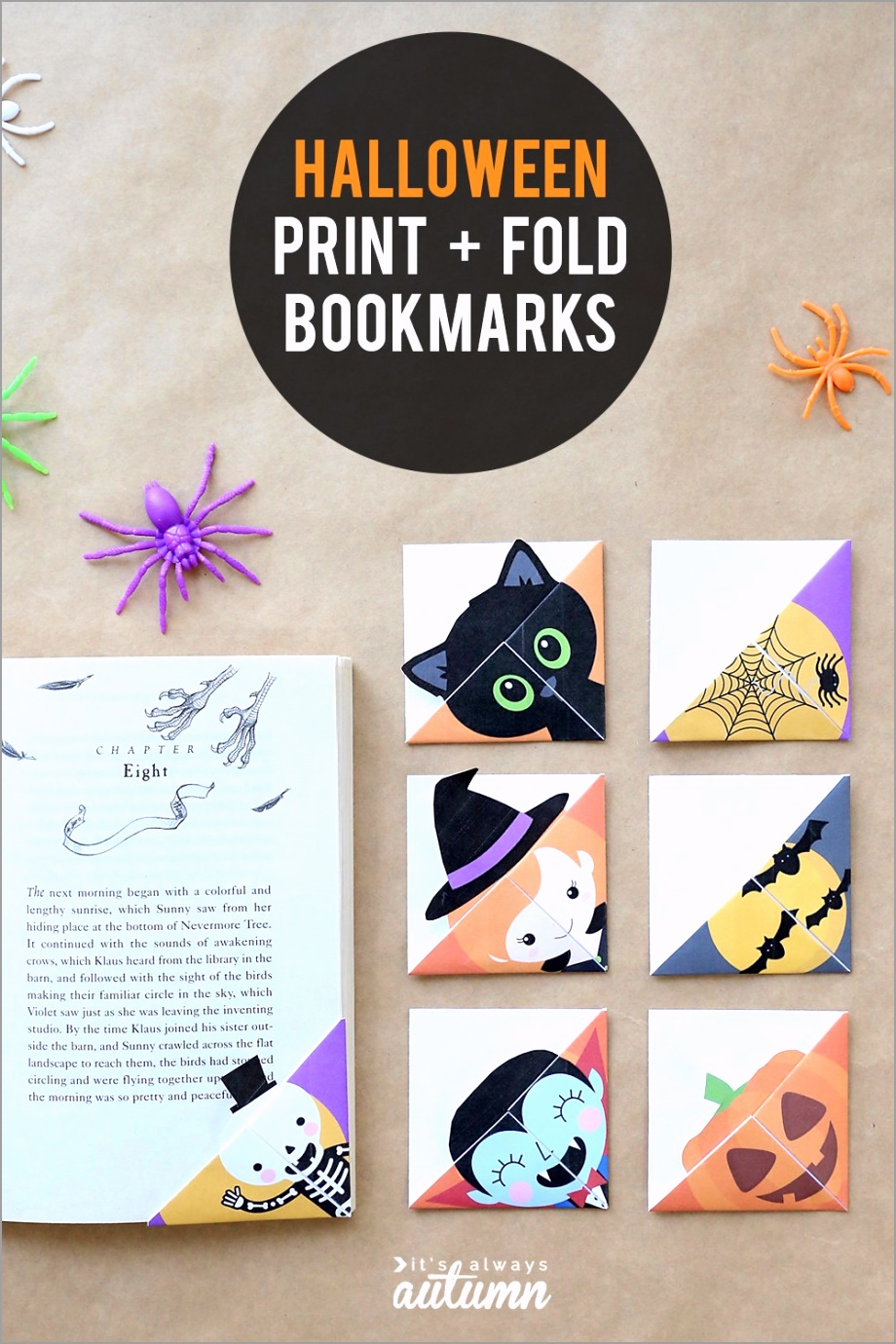 halloween bookmarks printable ypiar