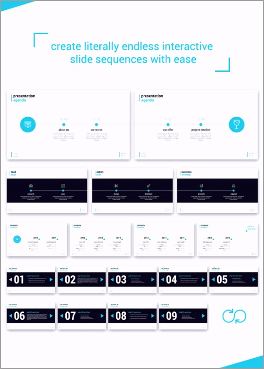 animated ppt templates 6 uontr