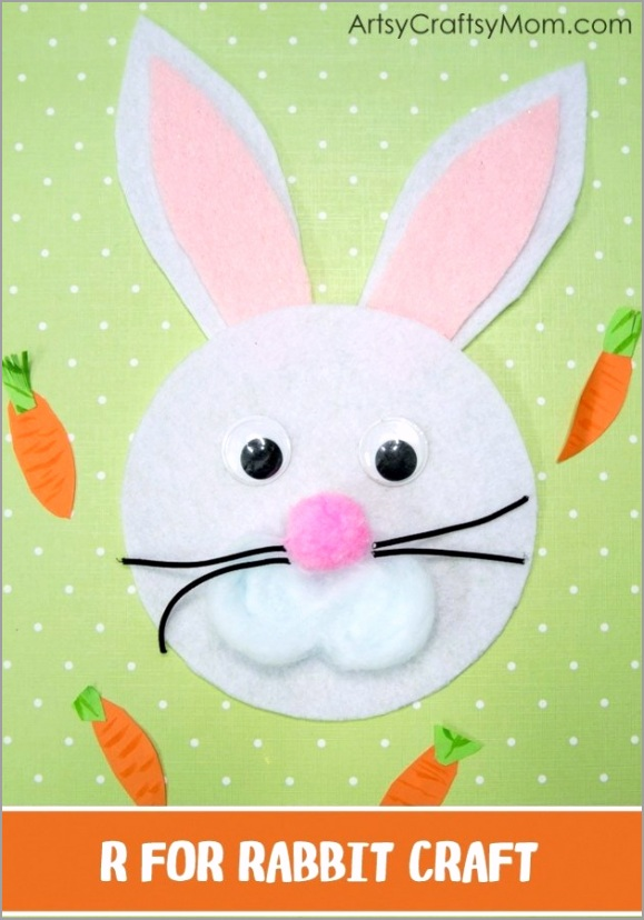 R for Rabbit CD craft 4129 potow