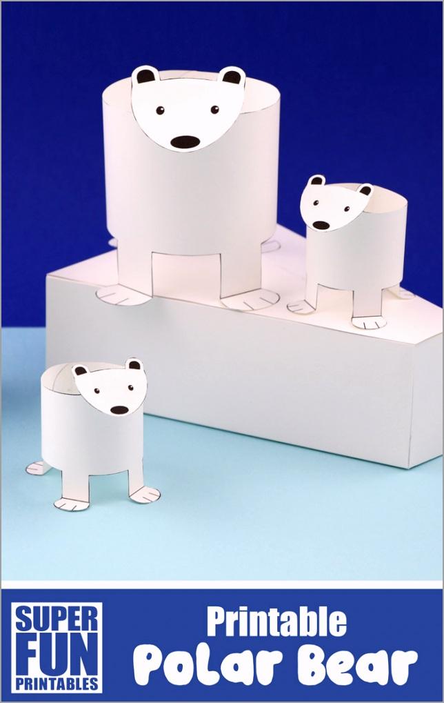 polar bear Pins 3 aiiur
