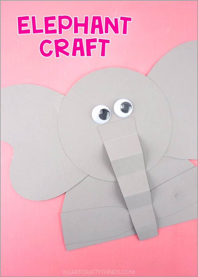 elephant craft PIN uwpip