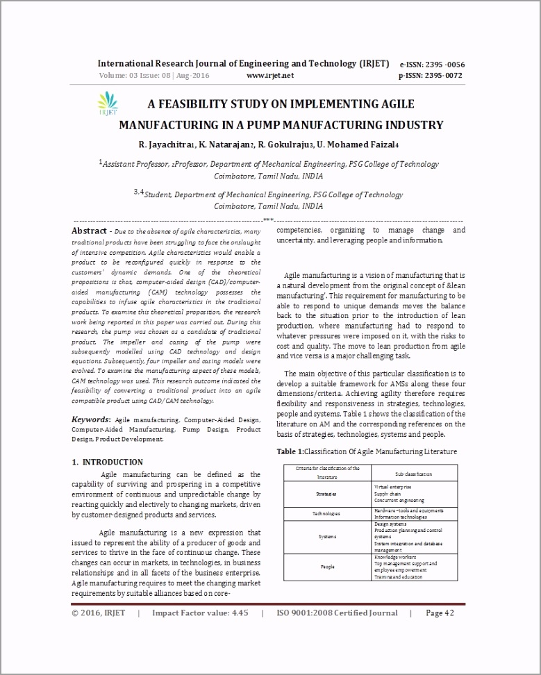 feasibility study example 43 aitwa