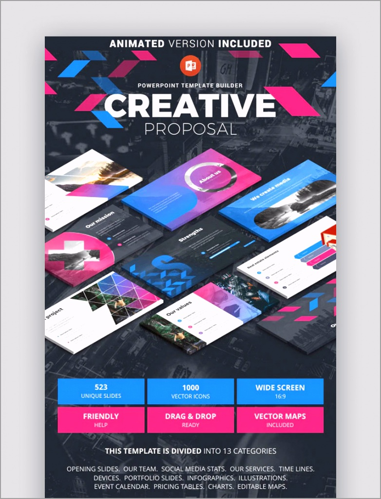 creative business proposal aorye