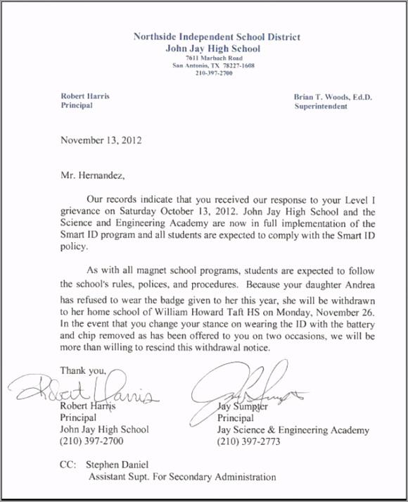 RFID Hernandez john jay letter2 ukgaa
