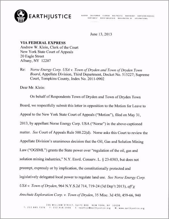 dryden ny letter to ny court of appeals on town ban case 1 638 weeaa