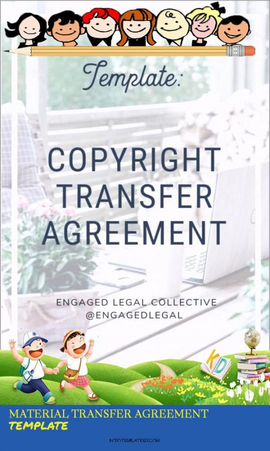 Permalink to Material Transfer Agreement Template